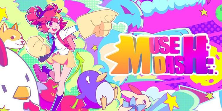 类似Muse Dash的游戏