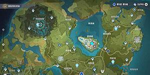 原神地图怎么标记