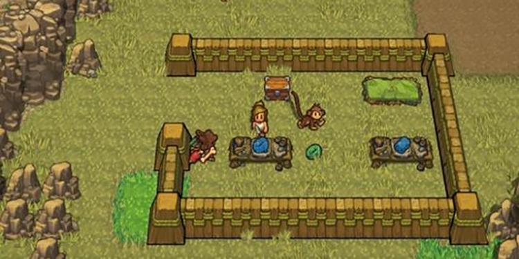 类似幸存者营地的游戏