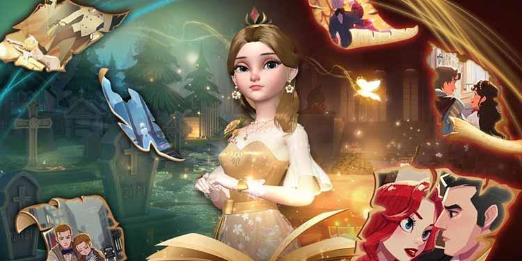 类似时光公主的游戏